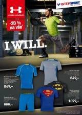 Intersport Under Armour od 16.4.2015, strana 1